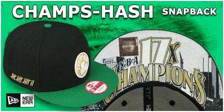 New Era Champs-Hash Snapback Hats
