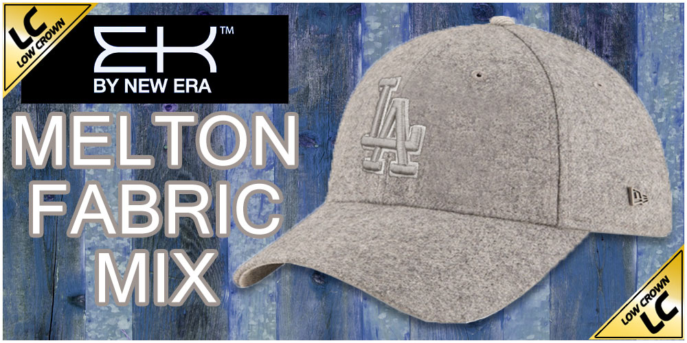EK Melton Fabric Mix Hats