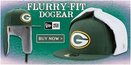 Flurry-Fit Dogear Hats