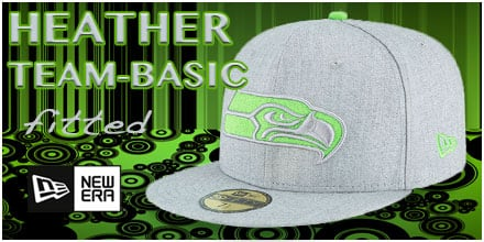 NFL Team-Basic Fitted Hats