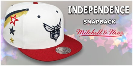 Independence Snapback Hats