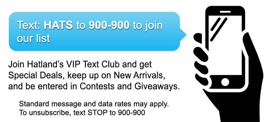 Join our text list