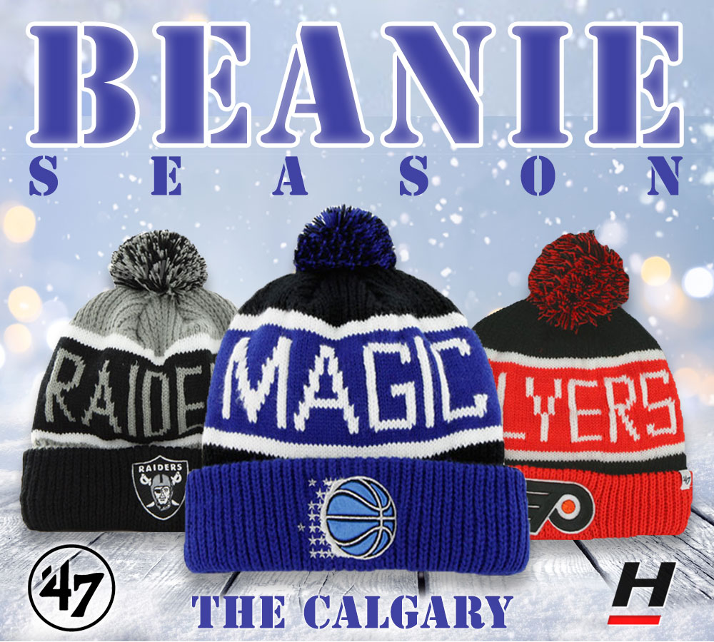 The Calgary Beanie by 47 Brand