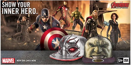 Marvel Avengers Hats
