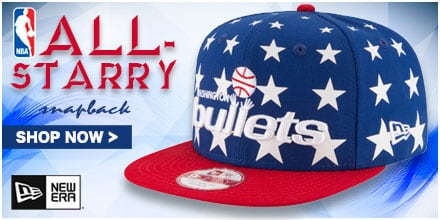 NBA All-Starry Snapback Hats