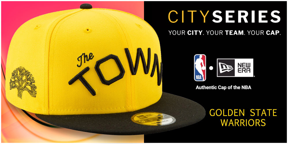NBA City-Series Hats