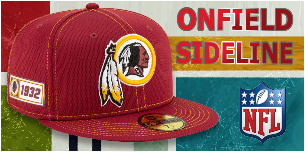 NFL Onfield Sideline Hats