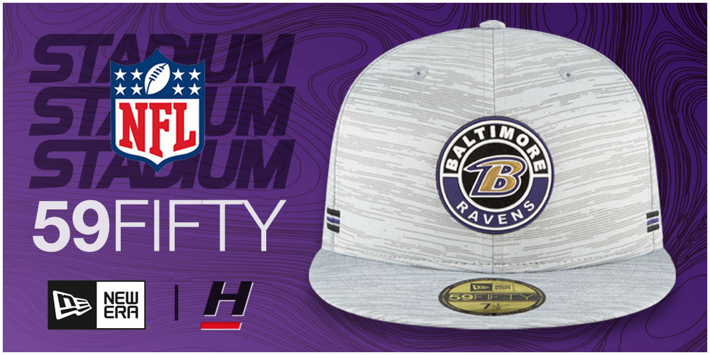 NFL Stadium 59FIFTY Hats