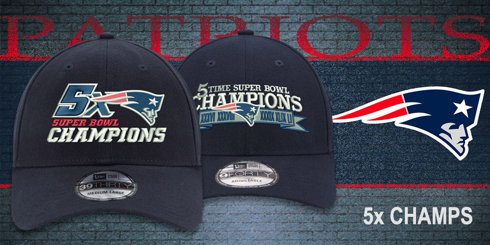 2017 NFL Super Bowl Hats