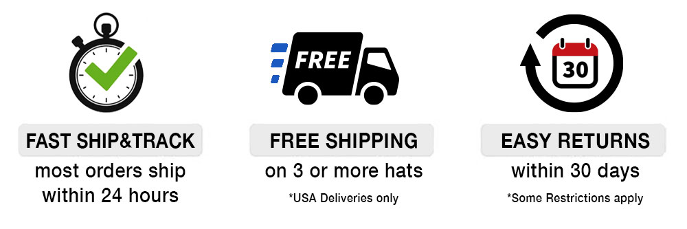 fast shipntrack - free shipping - easy returns
