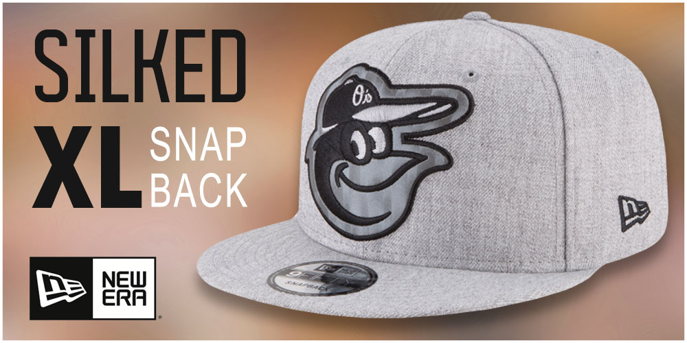 Silked-XL Snapback Hats