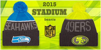 2015 Stadium Fashion Beanies