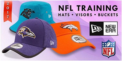 NFL Training Hats