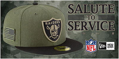Salute to Service Hats