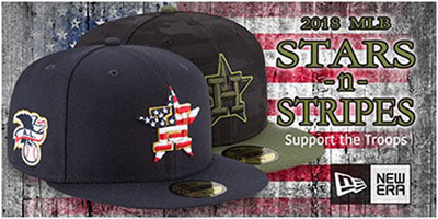 2018 Stars n Stripes Hats