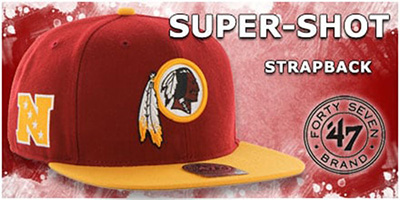 Super-Shot Strapback Hats