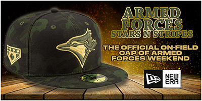 Armed Forces Weekend Hats