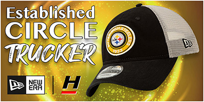 Established Circle Trucker Hats