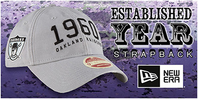 Established Year Strapback Hats