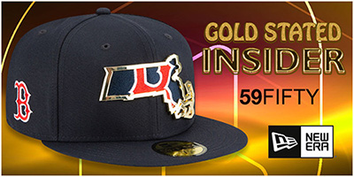 Gold Stated Insider Hats