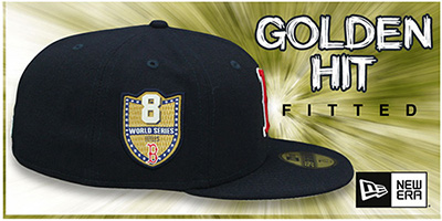 Golden-Hit Fitted Hats