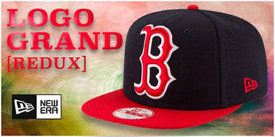 Logo Grand Redux Snapback Hats