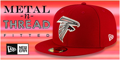 Metal-n-Thread Hats