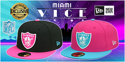 Exclusive Miami Vice Hats