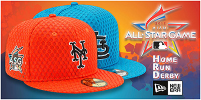 2017 MLB All-Star Game Hats