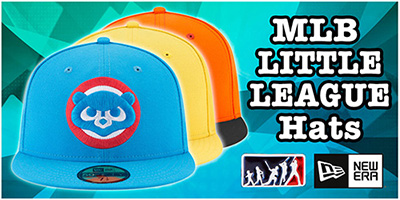 MLB Little League Hats