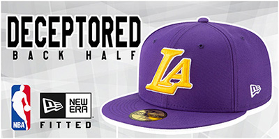 NBA Deceptored Hats