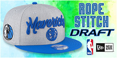 NBA Rope Stitch Draft Hats