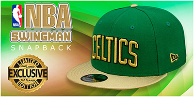 NBA Swingman Snapback Hats