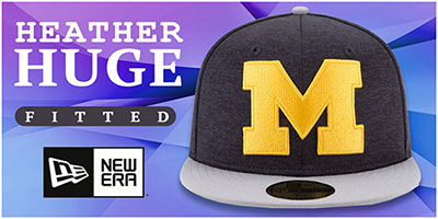 Heather HUGE Fitted Hats