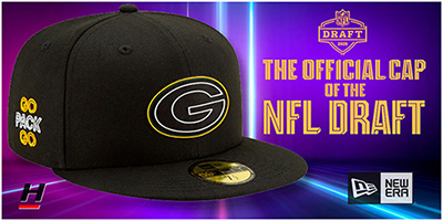 2020 NFL Draft Hats