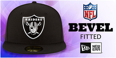 NFL Bevel Fitted Hats