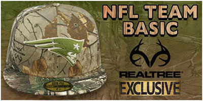 Team-Basic Realtree Hats