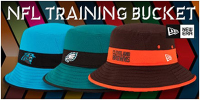 NFL Training Bucket Hats