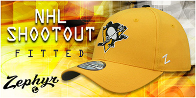 NHL Shootout Fitted Hats