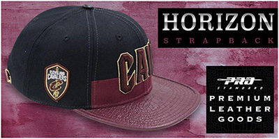 Horizon Strapback Hats