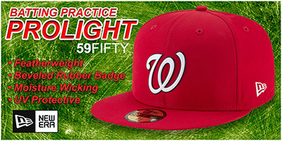 Prolight-BP Fitted Hats