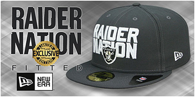 Raider Nation Hats