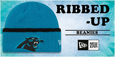 Ribbed-Up Beanies