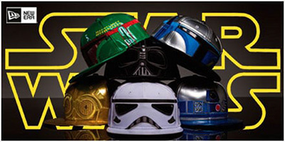 Star Wars Hats