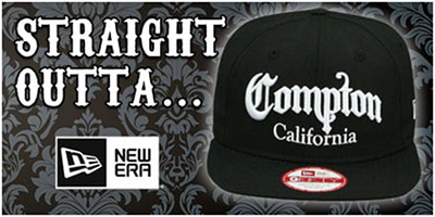Straight Outta Compton Hats