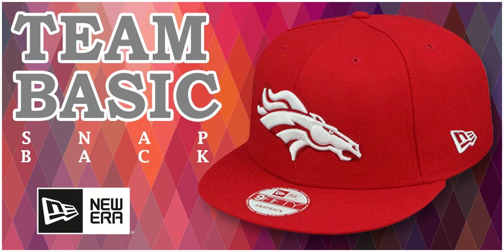 Team-Basic Snapback Hats