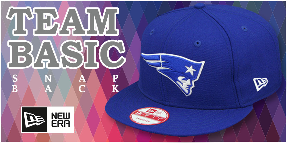 NFL Team-Basic Snapback Hats
