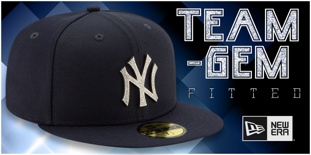 Team-Gem Fitted Hats