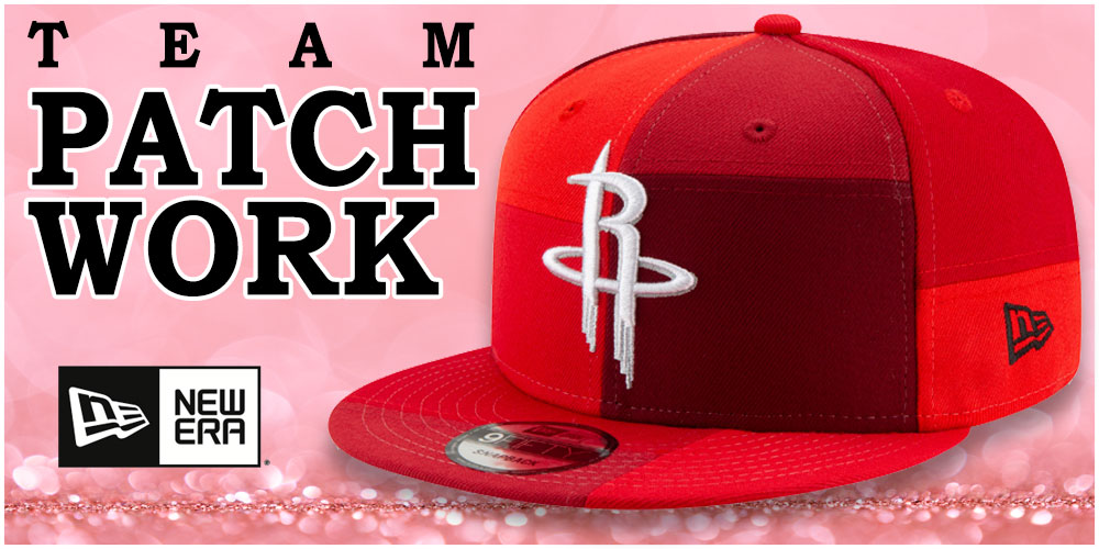 Team Patchwork Snapback Hats