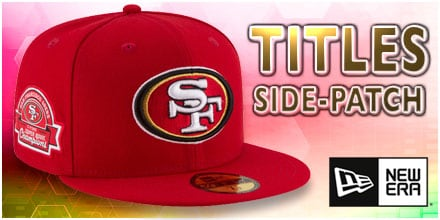 Titles Side-Patch Hats